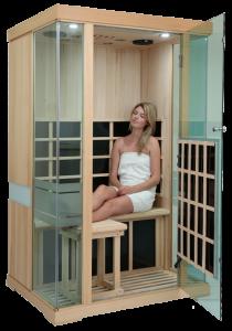 sauna, infrared sauna, sauna Denver